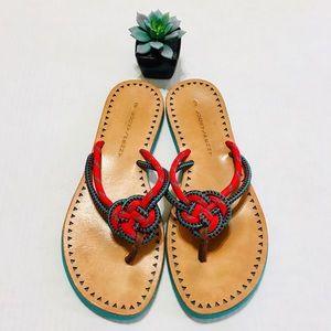 Anthropologie Shoes Nib Jslides Ritsy Espadrille Sandal